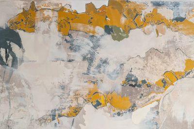 MARTA SPAGNOLI - WHITEOUT (solo) @ARTLINKART, exhibition poster