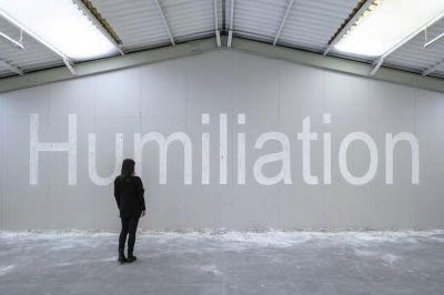 KADER ATTIA - SILENCE KILLS (solo) @ARTLINKART, exhibition poster