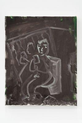 MASTERPIECES - TREVOR SHIMIZU, KEN KAGAMI (group) @ARTLINKART, exhibition poster