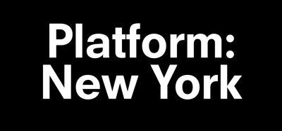 平台——纽约 (群展) @ARTLINKART展览海报