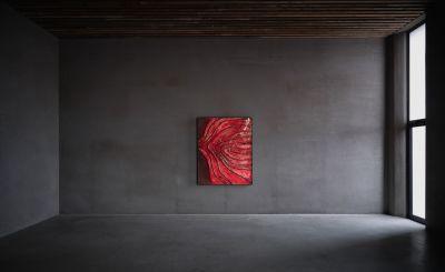 TSUYOSHI MAEKAWA (solo) @ARTLINKART, exhibition poster