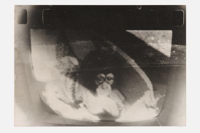 "SIGMAR POLKE:""ZEITREISE"" – PHOTOGRAPHS 1966 – 1986 (solo) @ARTLINKART, exhibition poster"