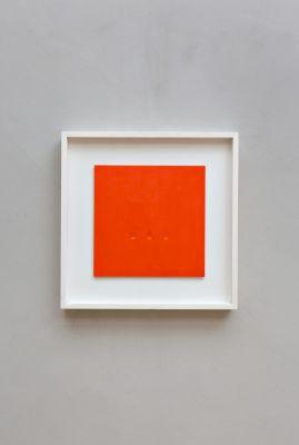 ANTONIO CALDERARA (solo) @ARTLINKART, exhibition poster
