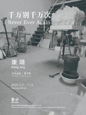 康靖——千万别千万次 (个展) @ARTLINKART展览海报