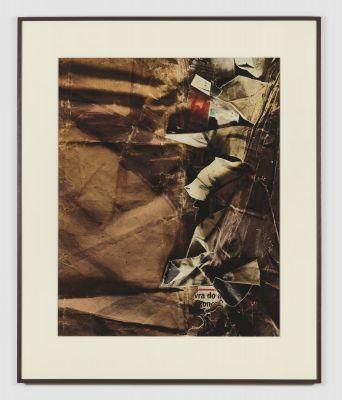 JOãO PENALVA (solo) @ARTLINKART, exhibition poster