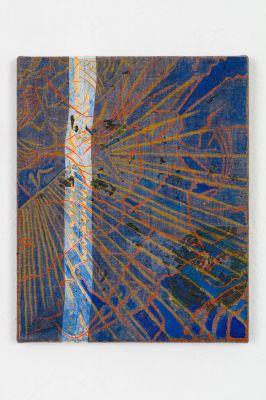 ANNA SCHACHINGER - DESTA MANEIRA NãO (solo) @ARTLINKART, exhibition poster