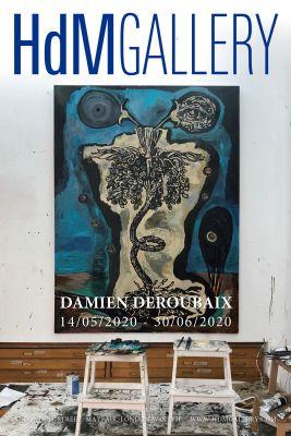 达米安·德鲁贝 (个展) @ARTLINKART展览海报