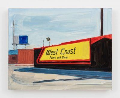 尚-菲利普·德洛姆——洛杉矶语言 (个展) @ARTLINKART展览海报