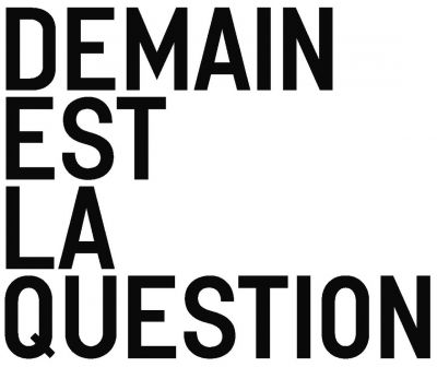 DEMAIN EST LA QUESTION (group) @ARTLINKART, exhibition poster