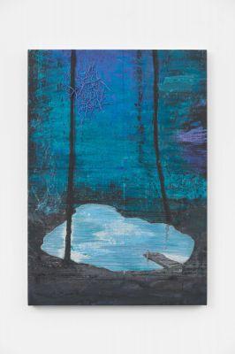 MICHAEL RAEDECKER - DEMO (solo) @ARTLINKART, exhibition poster