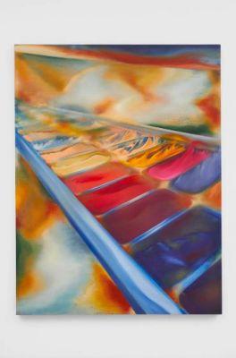 NICHOLAS HATFULL - ED ECCO A VOI . . . (solo) @ARTLINKART, exhibition poster