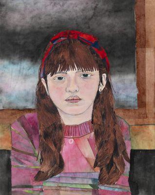 MARíA BERRíO - A DAY'S CADENCE (solo) @ARTLINKART, exhibition poster