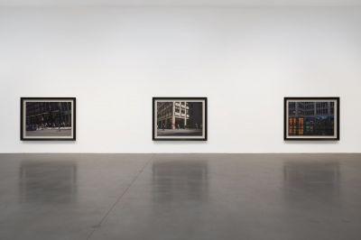 PAUL GRAHAM - THE SEASONS (solo) @ARTLINKART, exhibition poster