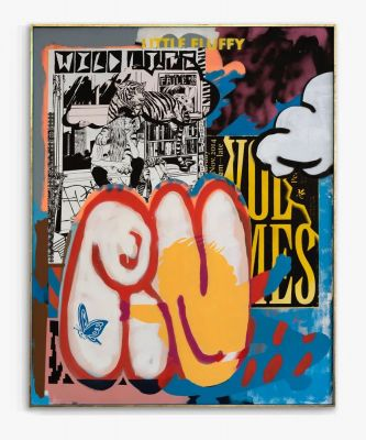 OFF THE WALLS - FAILE'S SOLO EXHIBITION (solo) @ARTLINKART, exhibition poster