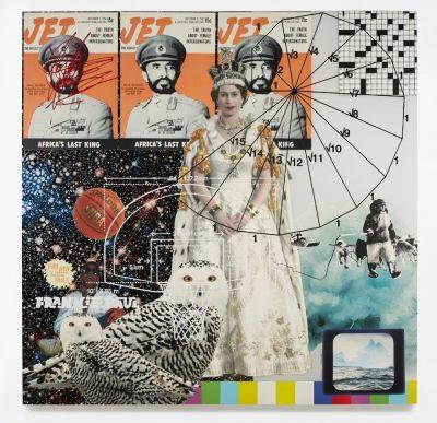 塔瓦雷斯·斯特拉坎(TAVARES STRACHAN)——显而易见 (个展) @ARTLINKART展览海报