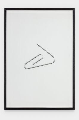 KEVIN REINHARDT2 (solo) @ARTLINKART, exhibition poster
